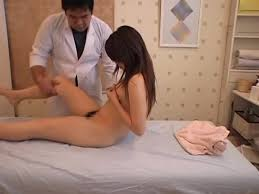 Asian massaged and fingered