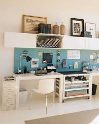 modern office organization. Organized, Modern Office Space With A Splash Of Color! Organization