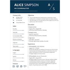 Experienced Resume Template Best of 24 Experienced Resume Format Templates PDF DOC Free Premium