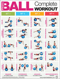 Rowing Machine Workout Professional Fitness Gym Wall Chart