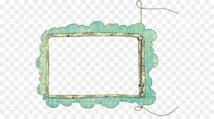 turquoise picture frames rectangle facebook frame