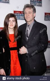 Leslie Gaines and her dad Boyd Gaines Broadway opening night of ...