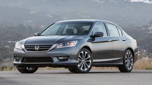 2013 Honda Accord Sport sedan review notes: A quieter midsize ...