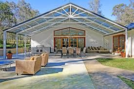 Outdoor Living Space Builders Pergola Sydney Hi Craft