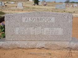 Ralph Capers Alsobrook (1900-1970) - Find A Grave Memorial