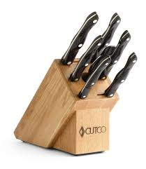 Galley Set With Block  9 Pieces  Knife Block Sets By CutcoKitchen Knives Set