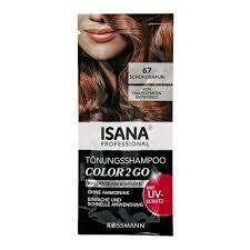 Isana Professional Tönungsshampoo Color 2 Go Online Günstig Kaufen