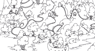 Small Picture coloring pages bluebisonnet