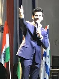 Image result for karan tacker PM modi Israel