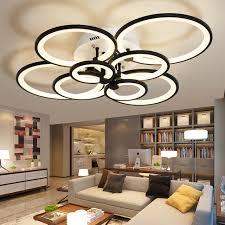 led chandelier lights. Dimmable Modern Led Chandelier Lights For Living Room Bedroom Kids Surface Mounted Home Indoor O