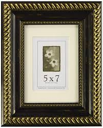 antique wood picture frames. 5x7 Antique Wood Picture Frame (Black \u0026 Gold) Antique Wood Picture Frames U