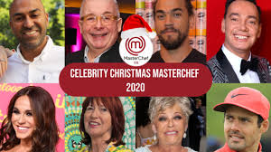Who will be taking part in Celebrity Christmas MasterChef 2020 - Wales  Online