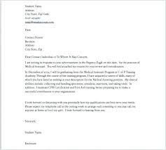Nuclear Medicine Cover Letter