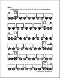 Train Preschool Chore Chart Printable Google Search Kids