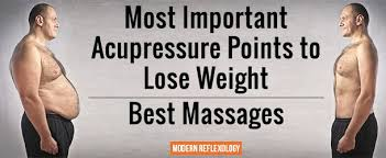 Most Important Acupressure Points To Lose Weight Best Massages