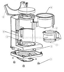 coffee machine parts. Modren Parts Inside Coffee Machine Parts D