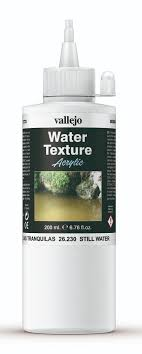still water texture. Exellent Texture Vallejo Still Water Texture On I