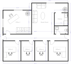 sample office layout floor plan f88 layout