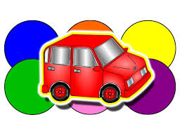 The Color Game Learn Colors Teach Colours Kids English