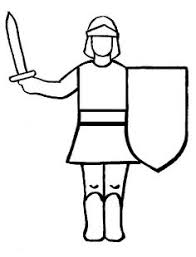 Small Picture Simple knight coloring page upside down drawing pull out of