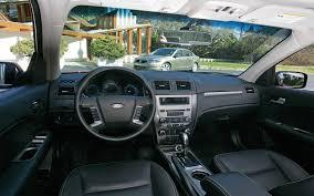 2010 Ford Fusion vs 2009 Honda Accord Comparison - Motor Trend