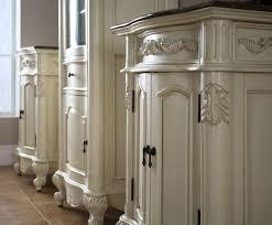xylem windsor 36 antique bisque bathroom vanity