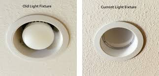types of home lighting. Popular Types Of Recessed Lighting Bulbs Before After Home