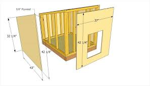 do it yourself dog house plans beautiful do it yourself dog house plans new simple diy