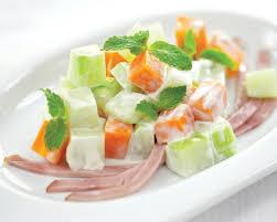 Kết quả hình ảnh cho salad trộn
