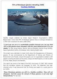 Rajans Take Climate Change Busted Myth Himalayan Glacial Melt