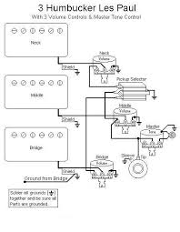 gibson humbucker wiring diagram gibson wiring diagrams les paul 3 humbucker wiring diagram les discover your wiring