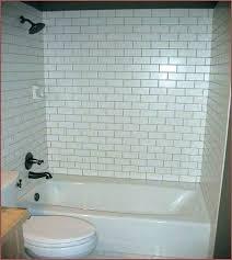 bathroom bathtub ideas subway tile tub surround how to a bathroom bathtub ideas white walls bathroom remodel tile ideas