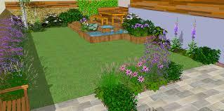 Small Picture Garden Designs Beautiful Principles Of Garden Design To Bear In