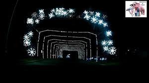 Olin Turville Park Lights 29th Annual Holiday Fantasy In Lights 2017 Hayride
