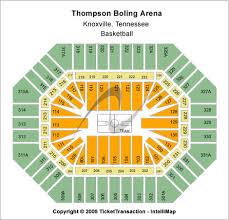 56 Rare Thompson Boling Arena Seating Capacity