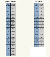 Eu To Us Size Chart Parlanti Passion Sizing Guide Official Parlanti Shop