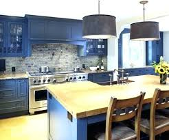 blue country kitchens. Country Blue Kitchen Cabinet Paint Colors 7 Colorful Choices For The . Kitchens