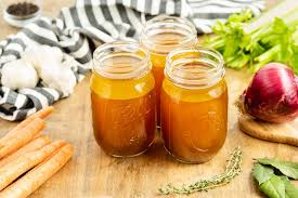 savory beef bone broth recipe for your