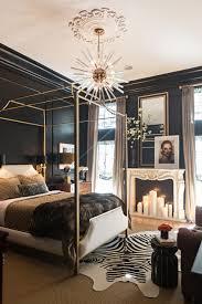 15 Luxuriöse Schlafzimmer In Schwarz Und Gold Dekoration Ideen