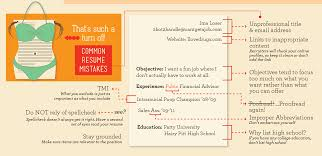 Mashable S Resume Infographic Enforces A Beauty Standard The