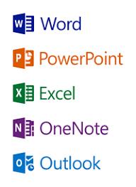 Microsoft Office Logos Design Software Line Branding Pinterest