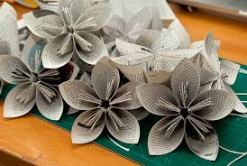 Paper Art Flower Paper Flowers Canvas To The Imagination