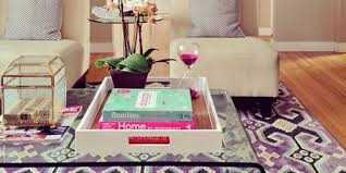 Living Room Table Decor 9 Decor Ideas For Your Coffee Table From Real Life Homes Huffpost