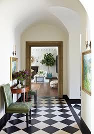 black and white tile floor. The Kitchen Above Is A More Modest Use Of Black And White Floor \u2013 See How Tile Fits Equally Well In Straightforward, O
