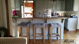 Our kitchen\u0027s new gray cabinets are GORGEOUS
