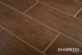 how much does wood look tile cost