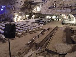 The Caverns Seating Chart The Unique Acoustics Of Bluegrass Undergrounds