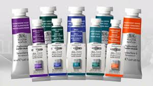 Winsor Newton Jewel Watercolours At Saa Co Uk