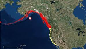 The magnitude 7.5 earthquake near sand point, alaska, generated a tsunami, scott langley with the national tsunami warning center said monday afternoon. Tsunami Warnings Watches Issued After Gulf Of Alaska Earthquake