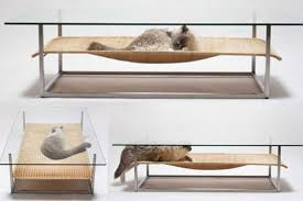 Cat Lounge Coffee Table